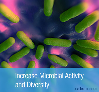 Biojuvant Increase Microbial Activity and Diversity